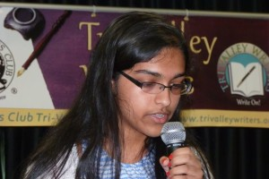 Jhinuk Barman - Short Story - 1st Place