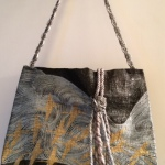 "Sewing, Rice Paper Purse: ""Evening Bag"" by Sally L. Kimball"