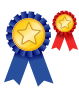 ribbon-medal-red-blue-monsterbraingames
